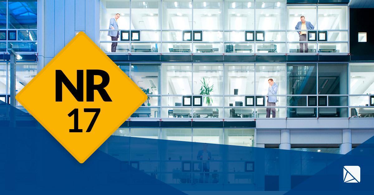NR17 regulamenta a iluminação adequada para ambientes de trabalho