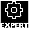 A Linha EXPERT transforma a natureza do seu projeto em soluções de alta performance