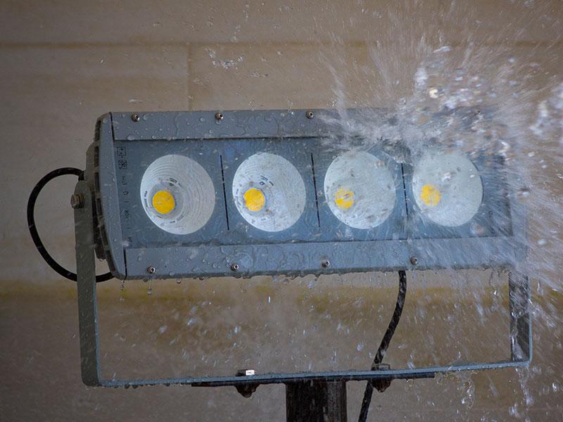 Laboratório de Fábrica de Iluminação